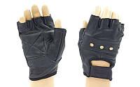 Перчатки атлетические кожа BC-0004. Суперцена!