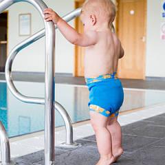 Неопреновые плавки-подгузники для малышей konfidence Neonappy