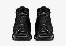 Кроссовки Nike Air Max 95 Sneakerboot All Black топ реплика, фото 3