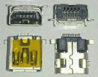 Разъем зарядки для China-phone №04 Mini USB 10 pin Short