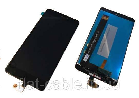 Дисплей + сенсор Xiaomi Redmi Note 4 черный