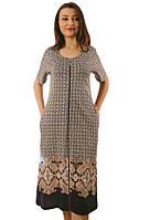 Женский летний халат-нарядный