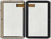 Тачскрин (сенсор) №158 HN10001 Black 160*248мм 40pin