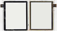 Тачскрин (сенсор) №187 Texet TB-823A PB70DR8236 163x123mm 40pin