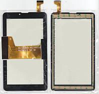 Тачскрин (сенсор) №147 AmpE A77 /G701/ N78 TPC1269 VER 5.0 4.0 186x106mm 30 pin Black