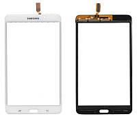 Тачскрин (сенсор) Samsung T230 Galaxy Tab 4 7.0 (Wi-Fi версия) белого цвета (high copy) white