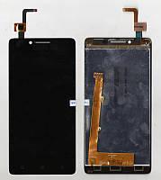 Дисплей + сенсор Lenovo A6000 A6010 Lenovo K30-T K3 K30-W Черный