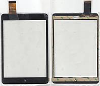 Тачскрин (сенсор) №104.2 для планшета Aniol Novo 8 mini HOTATOUCH C196131A7 196x131 (40pin) Black