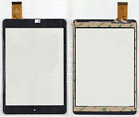 Тачскрин (сенсор) №104.8 для планшета GOCLEVER HH070FPC 197x132 (40pin) Black