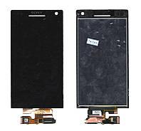 Дисплей + сенсор Sony LT26i Xperia S