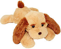 Забавная мягкая игрушка Собака Тузик 53 см Медовый, Т3-11 мед