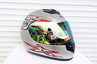 Шлем-интеграл BLD №-878 серебро