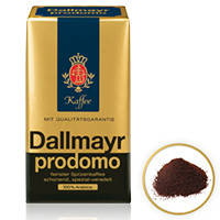 Кофе молотый Dallmayr Prodomo 100% АРАБИКА, Германия, 500гр