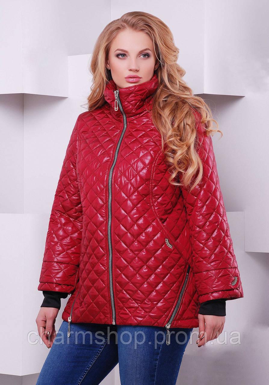 Осенние куртки больших размеров