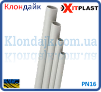 PPR труба Хит-Пласт PN 16 D 63*8,6
