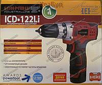 Шуруповерт аккумуляторный ИЖМАШ ICD-122Li, фото 1