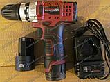 Шуруповерт аккумуляторный ИЖМАШ ICD-122Li, фото 4