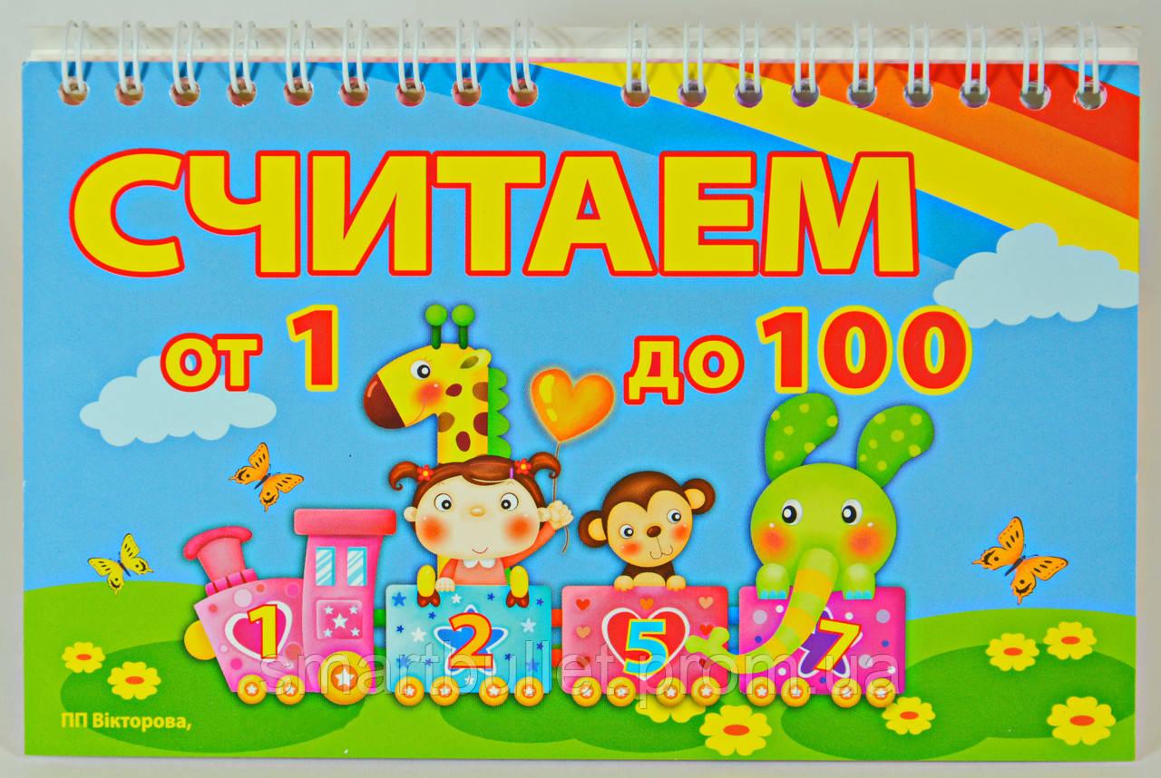"""Учебное пособие """"Считаем до 100"""""""