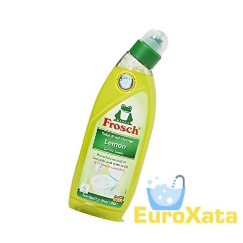 Средство для мытья туалета Frosch Zitronen WC-Reiniger