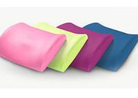 Подушка для спины visco-elastik Othello Mobile color  35х34х12