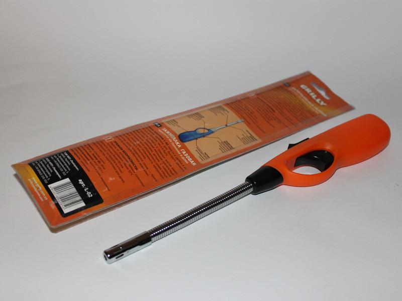 Зажигалка газовая с гибким стволом