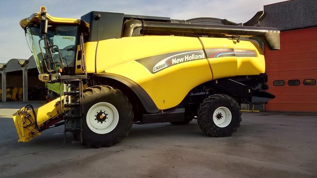 Продам  КОМБАЙН New Holland CX 860