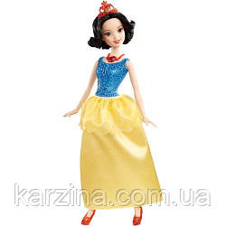 """Принцесса Дисней """"Сияющая"""" Белоснежка обновленная  Mattel (уценка)"""