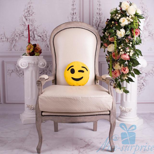 купить подушку смайлик в Украине