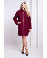 Пальто женское демисезонное разные цвета до 56 размера ML-045/1