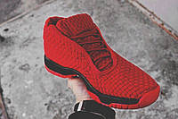 Кроссовки мужские повседневные Nike Air Jordan Red (найк эир джордан, реплика)