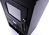 Стальная печь-камин ARNIS 7 kW, фото 8