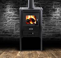 Стальная печь-камин ARES 9 kW