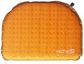 Комфортный туристический коврик Wechsel Lito Seat 3.8 922104