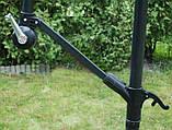 Садовый зонт Desco ,250х250 см.коричневый, фото 7