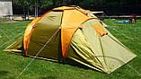 Палатка Abarqs Marakesz-4,тамбур,2 цвета, фото 2