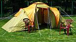 Палатка Abarqs Marakesz-4,тамбур,2 цвета, фото 3