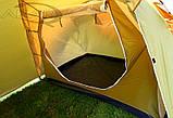 Палатка Abarqs Marakesz-4,тамбур,2 цвета, фото 5