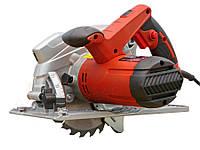 Дисковая пила HECHT 1617 мощность 1500 Вт D 185 мм.