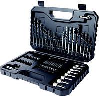 Набор инструментов Black & Decker, 80 элементов в комплекте