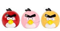 Флеш плеер мини Angry Birds, МР3 плеер брелок Энгри Бердс