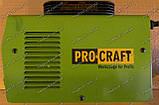 Інверторний зварювальний апарат PROCRAFT SP-250D, фото 4