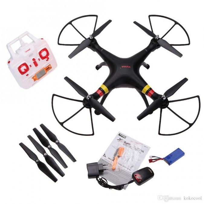 Квадрокоптер-дрон SYMA X8С, HD камера 2.0 мегапикселя
