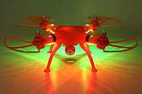 Квадрокоптер-дрон SYMA X8С, HD камера 2.0 мегапикселя , фото 3