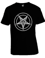 Футболка Pentagram Satan