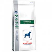 Корм сухой Роял Канин ветеринарная диета для собак Royal Canin Obesity Canine 1.5 кг