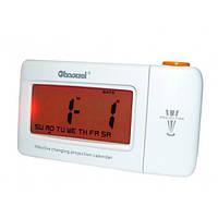 Часы проекционные Gastar 8098, часы с проекцией, часы настольные проекционные, электронные часы