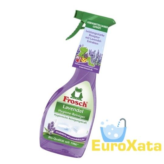 Универсальное чистящее средство Frosch Lavendel Hygiene-Reiniger