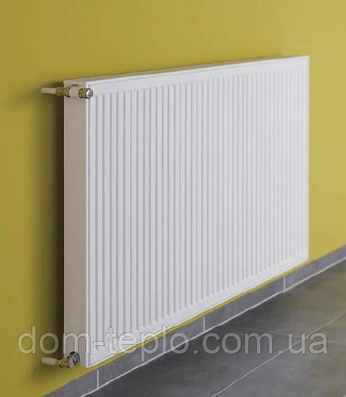 Радиатор стальной Kermi FK0220620 600x2000 22 тип боковое подключение