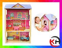 Игровой кукольный домик для Barbie Magik