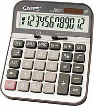 Калькулятор EATES BM-008 (12 разрядов, 2 питания)